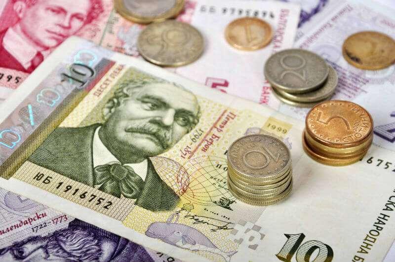 Billete Moneda de Bulgaria