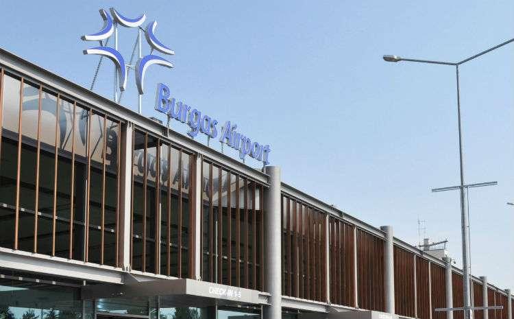 Aeropuerto de Burgas, Bulgaria