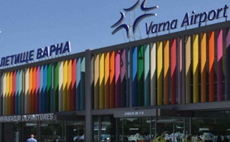 Aeropuerto de Varna, Bulgaria