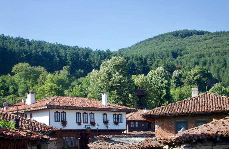 Zheravna, uno de los pueblos bonitos de Bulgaria