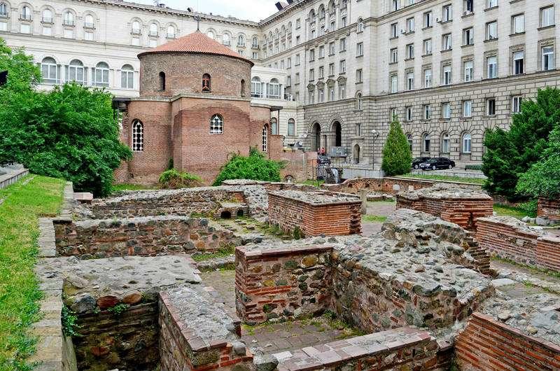 iglesia-rotonda-sveti-georgi-sofia