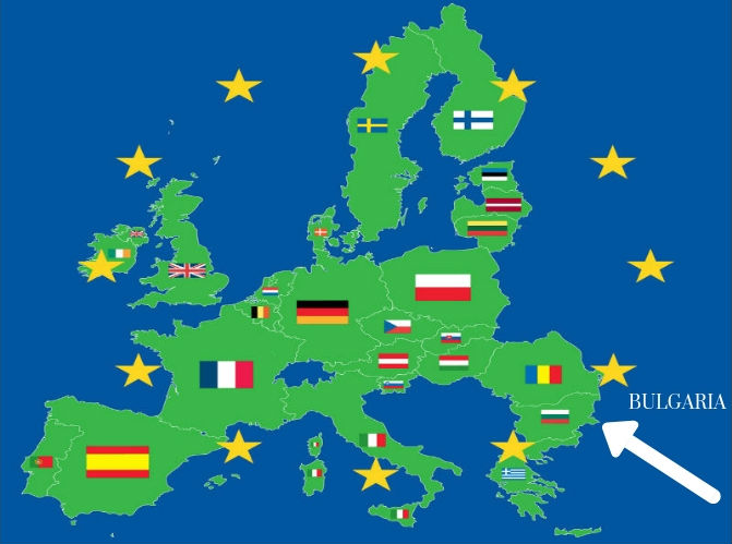mapa-bulgaria-union-europea