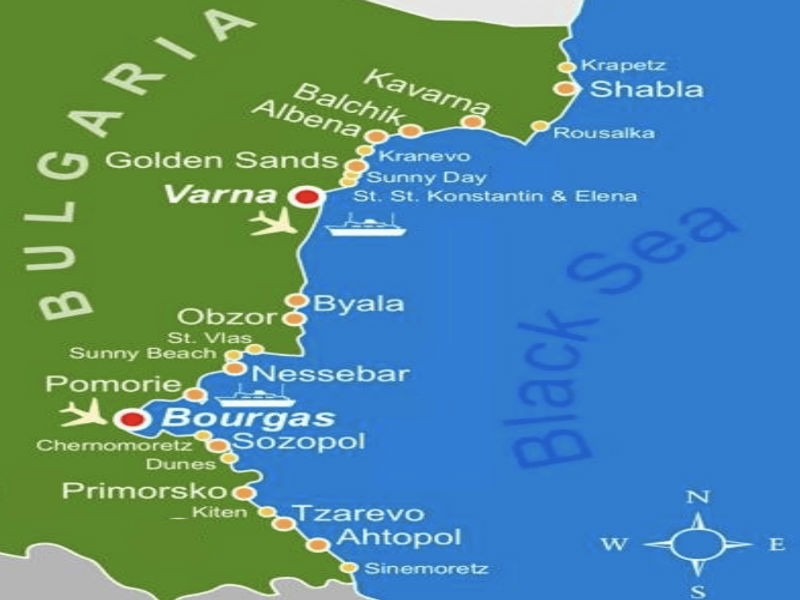 mapa-playas-bulgaria
