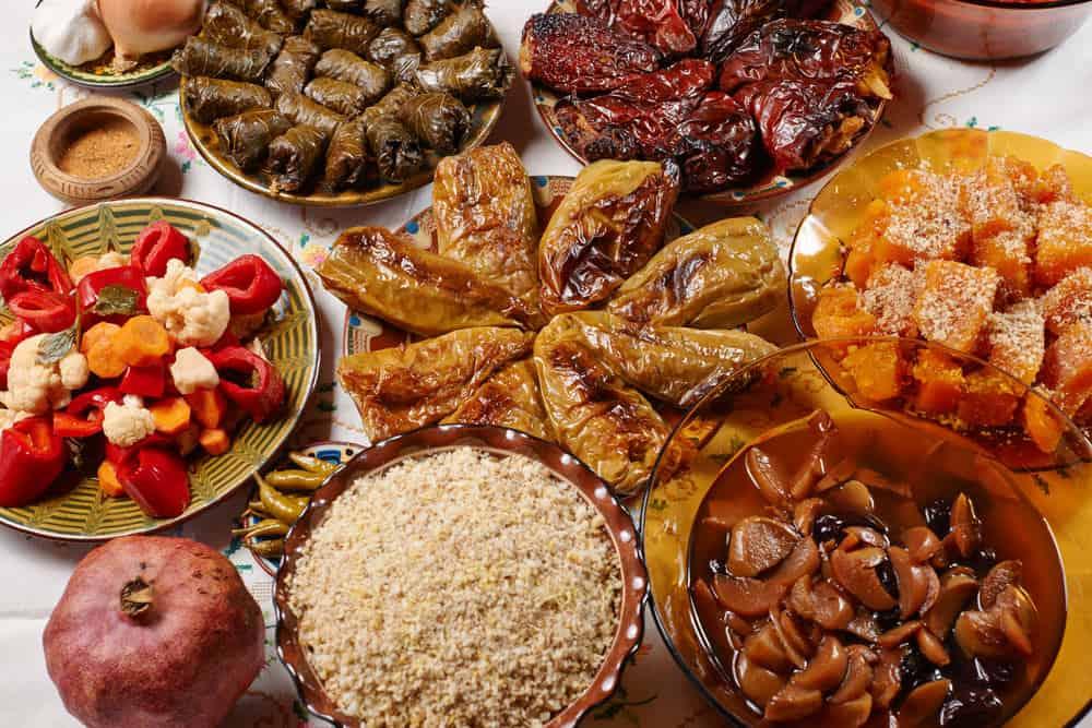 mesa-comida-navidad
